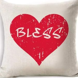 Other - Pillow Cover- New-  All Southern Girls Say BLESS !
